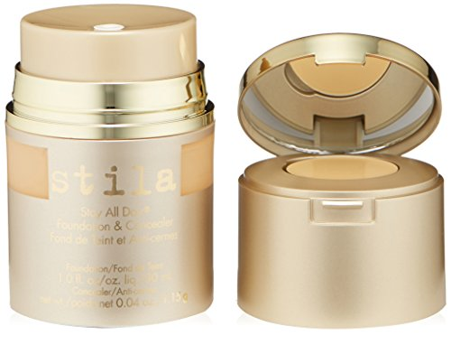 stila - Stay All Day Foundation and Concealer Light 3