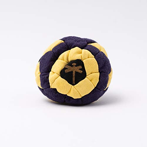 Dragonfly Footbags Bullseye 62 Panel (Hacky Sack)