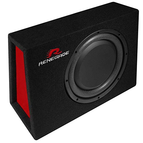 Renegade RXS1000 auto subwoofer passief 400W