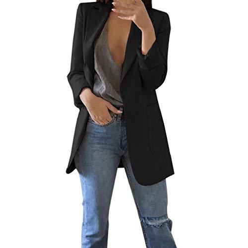 Trajes Mujer Invierno Otoño 2019 SHOBDW Liquidación Venta Abrigos Mujer Elegantes Color...