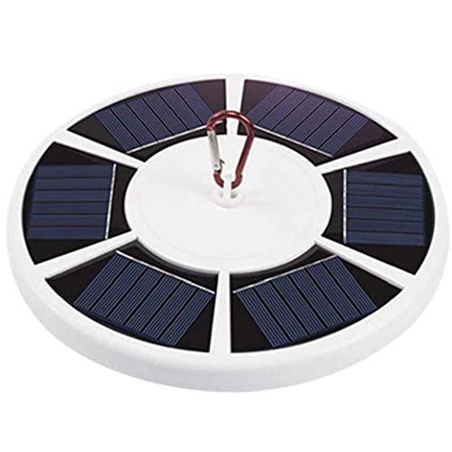 TongICheng Solar Flag Pole Light, Brightest, più Potente, più Lunga Durata-LED Pennone Lampada, Giardino di Terra Palo della Luce della Lampada del Sensore Impermeabile per Esterno Giardino Prato