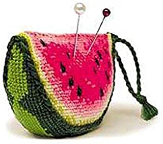 RIOLIS Watermelon Pincushion Counted Cross Stitch Kit 3.5