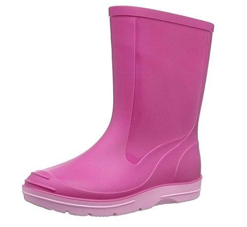 Beck Damen Basic Gummistiefel, Pink (Pink 06), 36 EU