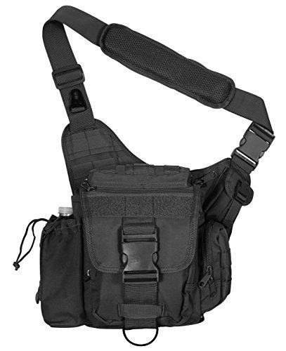 Rothco Advanced Tactical Bag, Black