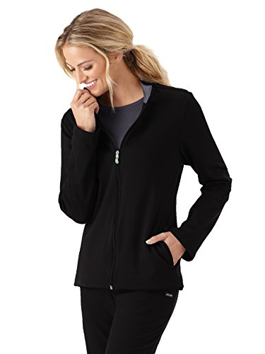 Jockey 2399 Women's Tech Fleece Jacket Black XL
