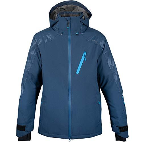 Wildhorn Dover Premium Mens Ski Jacket - Designed in USA - Insulated Waterproof & Windproof Snow Jacket