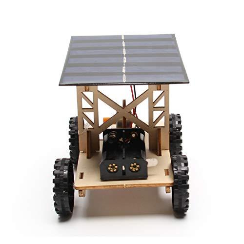 JACKBAGGIO『ソーラーカー実験キット』