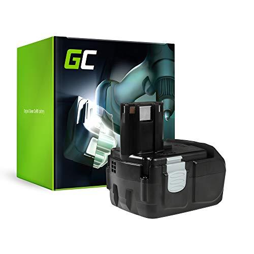 GC® (1.5Ah 18V Li-Ion celdas) EBM 1830 Batería para Hitachi de Herramienta Eléctrica