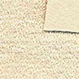 Organic Cotton Heavyweight French Terry Fabric - Natural - by The Yard