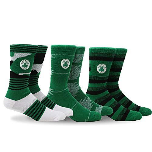 NBA Pkwy Boston Celtics Court 3pk, Medium