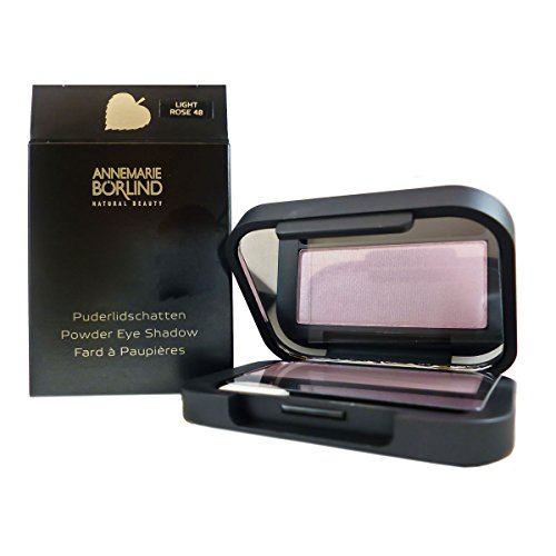 Annemarie Börlind Powder Eye Shadow 48 light rose, 1er Pack (1 x 2 ml)