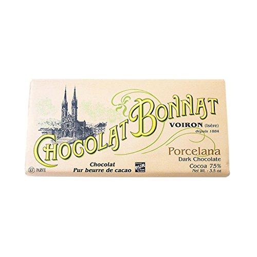 Porcelana Venezuela 75% Kakao - Schokoladentafel - Bonnat