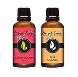 30ML - Pair (2) - Guava Colada Type & Pina Colada - Premium Fragrance Oil Pair - 30ML