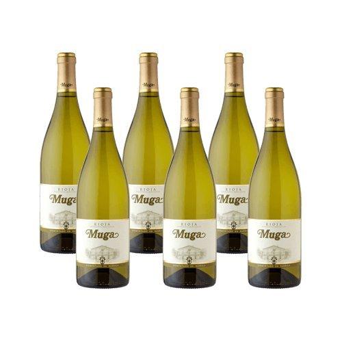 Muga Fermentado Barrica - Vino Blanco - 6 Botellas