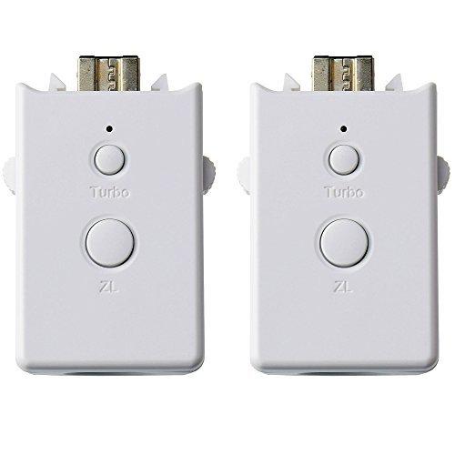 Mayflash GC Adaptador Controlador para Wii y Wii U (Paquete Dual)