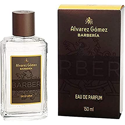 Alvarez Gomez Barberia, Eau de Parfum, Fresca, 150 Mililitros