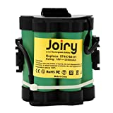 Joiry 18V 2500mAh Li-ion Replacement Batterie pour Gardena R38Li R40Li R45Li R50Li R70Li R80Li,...