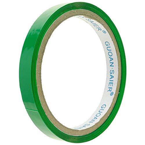 PrimeMatik - Cinta adhesiva verde para precintadora cierra b
