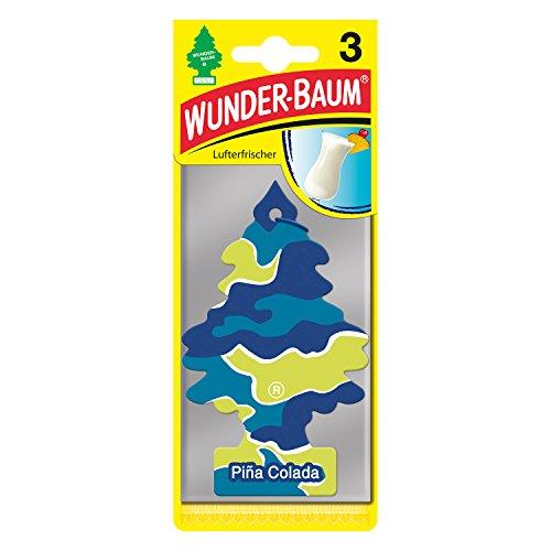 Preisvergleich Produktbild Wunderbaum 178301 Pina Colada,  3-er Pack