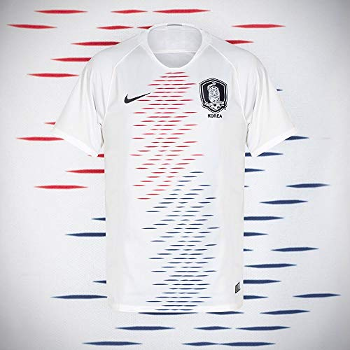 NIKE Korea 2018 Away Jersey- White XL