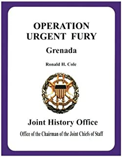 Operation Urgent Fury Grenada by Ronald H. Cole (2013-04-03)