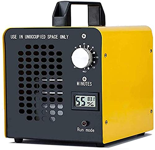 GSWF_OOEFC Generador de ozono 10000mg Industrial O3 Ozone Machine Comercial Generador de ozono para el hogar/Oficina/Barco/Coche