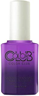 Color Club Mood Changing Nail Lacquer - Ready to Rock - 15 mL/0.5 fl oz
