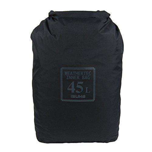 イスカ(ISUKA) ウェザーテック インナーバッグ 45L ブラック 356601