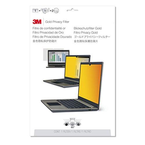 3M Blickschutzfilter Gold kompatibel mit Lenovo ThinkPad T460p UltraBook
