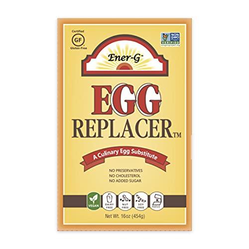 Vegan Egg Replacer by Ener-G   Gluten Free, Vegan, Nut Free, Non-GMO,...