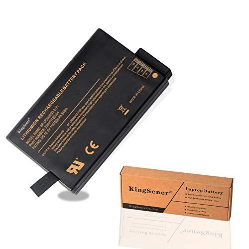 KingSener Laptop-Akku für Getac X500 V100 V1010 V200 M230 BP-LP2900/33-01PI 338911120104 BP-LC2600/33-01S1, 10,8 V, 8700 mAh