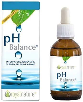 11 opinioni per Ph Balance®- Royal Nature 50 Millilitri- Alcalinizzante e Purificante. Nuova