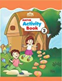 GIKSO Maths Activity Book – 2 for Kids Age 4-7 Years Old (English) - Reprinted 2020