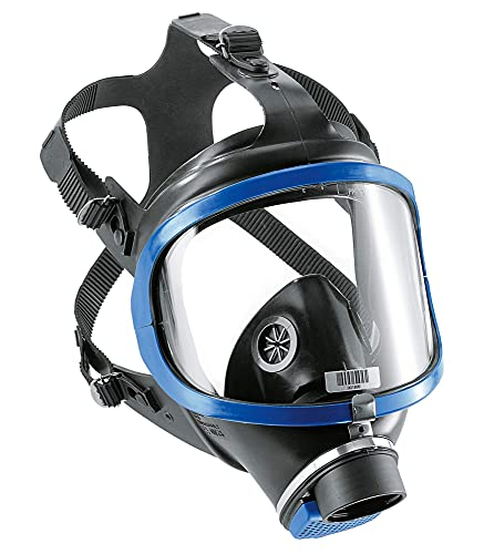 Dräger X-plore 6300 Quality full-face respirator mask with standard thread Rd40 connection for personal and industrial applications