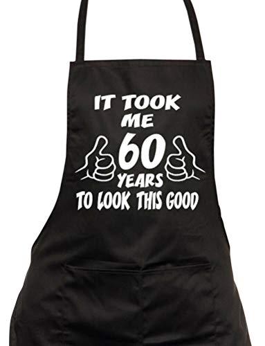 FitKit It Took Me - Delantal (60 años)