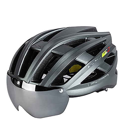 WXXMZY Casco De Bicicleta, Diseño Ligero De Micro Carcasa, Adecuado para Adultos, Jóvenes Y Niños. (Color : E)