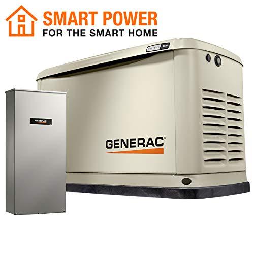 Generac Guardian 7030 Optimus Generator, Aluminum