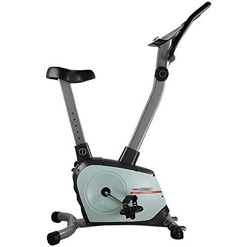 LJMG Bicicletas estáticas y de Spinning Interior Mudo Fitness Spinning Bikes Gym Control Magnético Bicicleta Multifuncional De Ejercicio Cardio Ajustable Home Vertical Deportes Bicicleta
