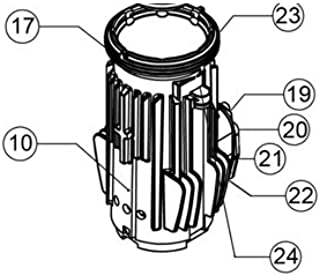 Ramset Trakfast TF1200 Replacement Cylinder ~ 100178A