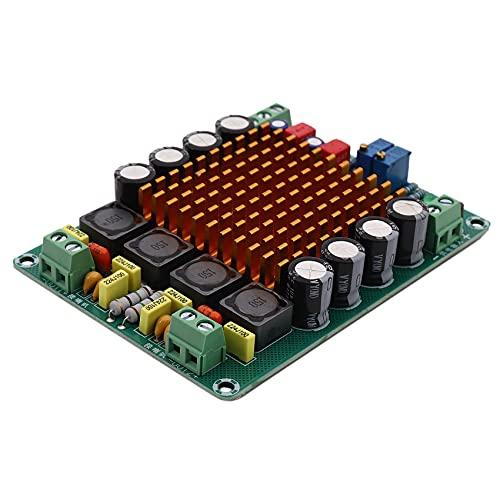 Andifany Scheda Amplificatore Digitale Audio Stereo HiFi TK2050 Classe T A Doppio Canale 50 W + 50 W.