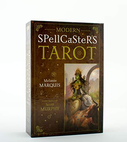 Marquis, M: Modern Spellcasters Tarot