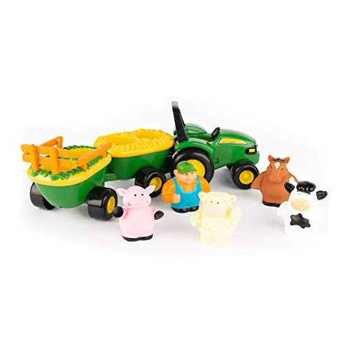 TOMY John Deere Animal Sounds Hayride...