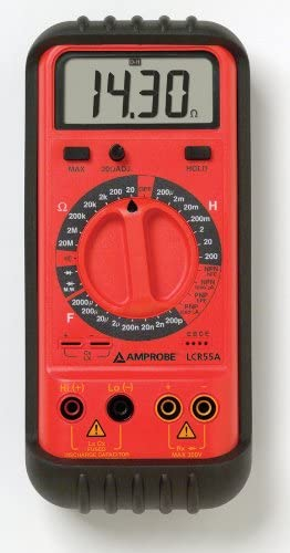 Amprobe - 3026976 LCR55A Capacitance Ranking TOP14 Resistance and quality assurance Inductance