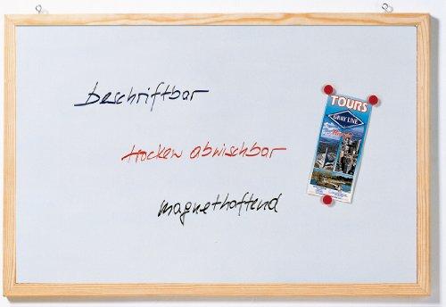 Franken CC-MM4060E Memoboard-Schreibtafel, 40 x 60 cm, weiß