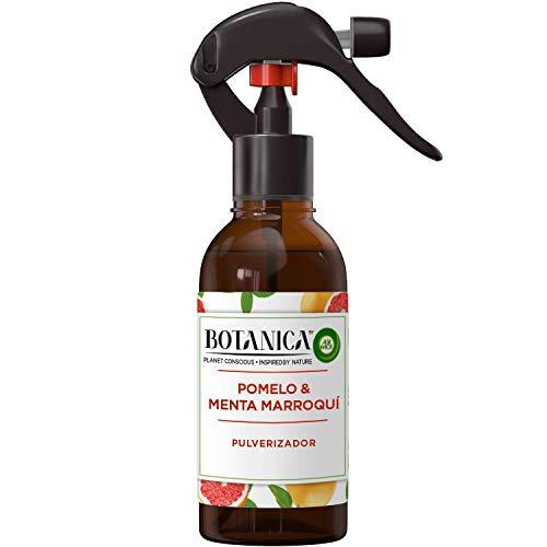 Botanica By Air Wick Ambientador Pulverizador, Esencia para Casa con Aroma a Pomelo y Menta Marroquí, 236 Mililitros