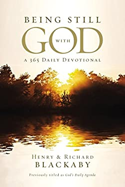 Being Still With God Every Day: A 366 Daily Devotional