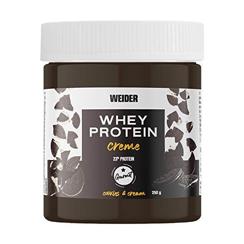 Weider Whey Protein Cookies & Cream Spread G - 290 Ml, Biscotti E Panna, 250 Grammo