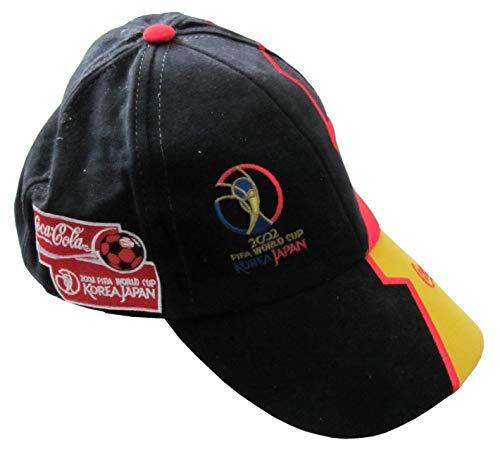 Coca-Cola- World Cup 2002 Korea Japan - Deutschland - Basecap