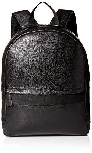 Ted Baker Herren RICKRAK Backpack Rucksäcke, schwarz, Einheitsgröße