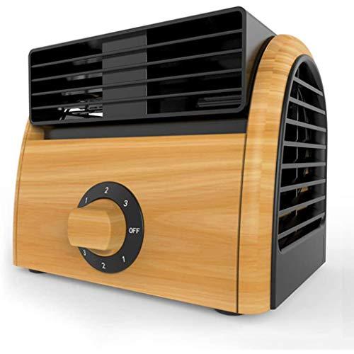 Personal Air Cooler Ventilador sin hojas,ventilador pequeño de escritorio para el hogar,aire acondicionado sin hojas,enfriador de ventilador eléctrico portátil para dormitorio,velocidad de la turbina